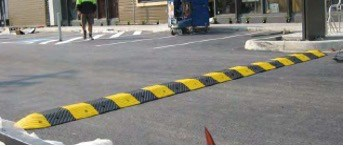Speed Humps | Rubber 350 mm & 450 mm