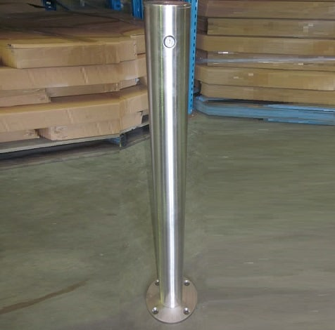 Standard Security Bollard | TLB ECO-4SS