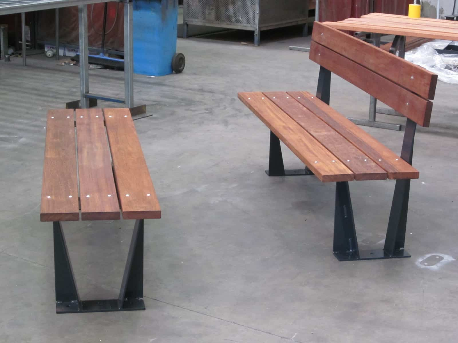The Melbourne Seating Range