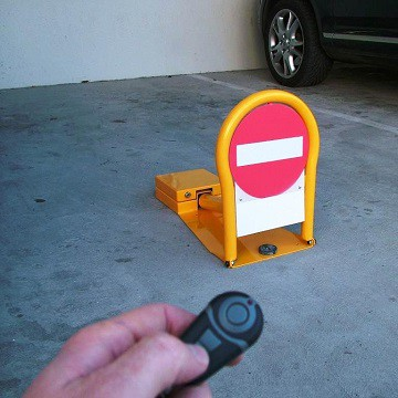 Automated Car Park Protector