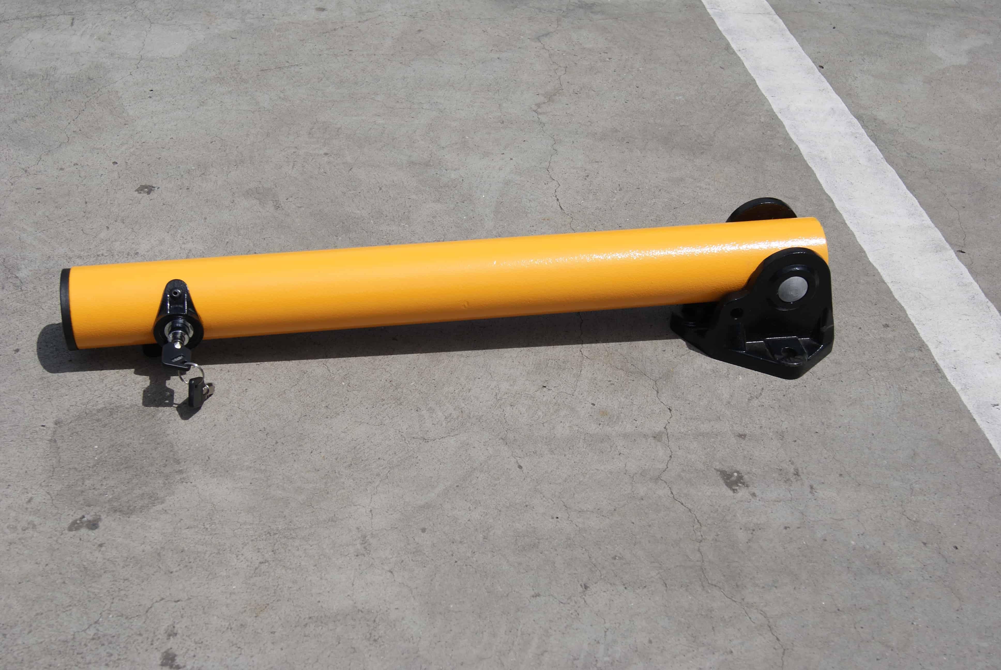 Key Lock Collapsible Bollard/ Parking Protector   BOL PROTECTOR 1