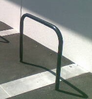 Flat Top Bike Rack | BIKERACK-FLATOPIG