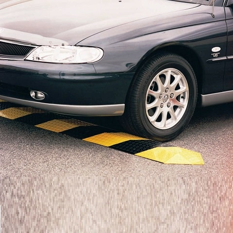 Standard Metal Speed Hump | Slow Go