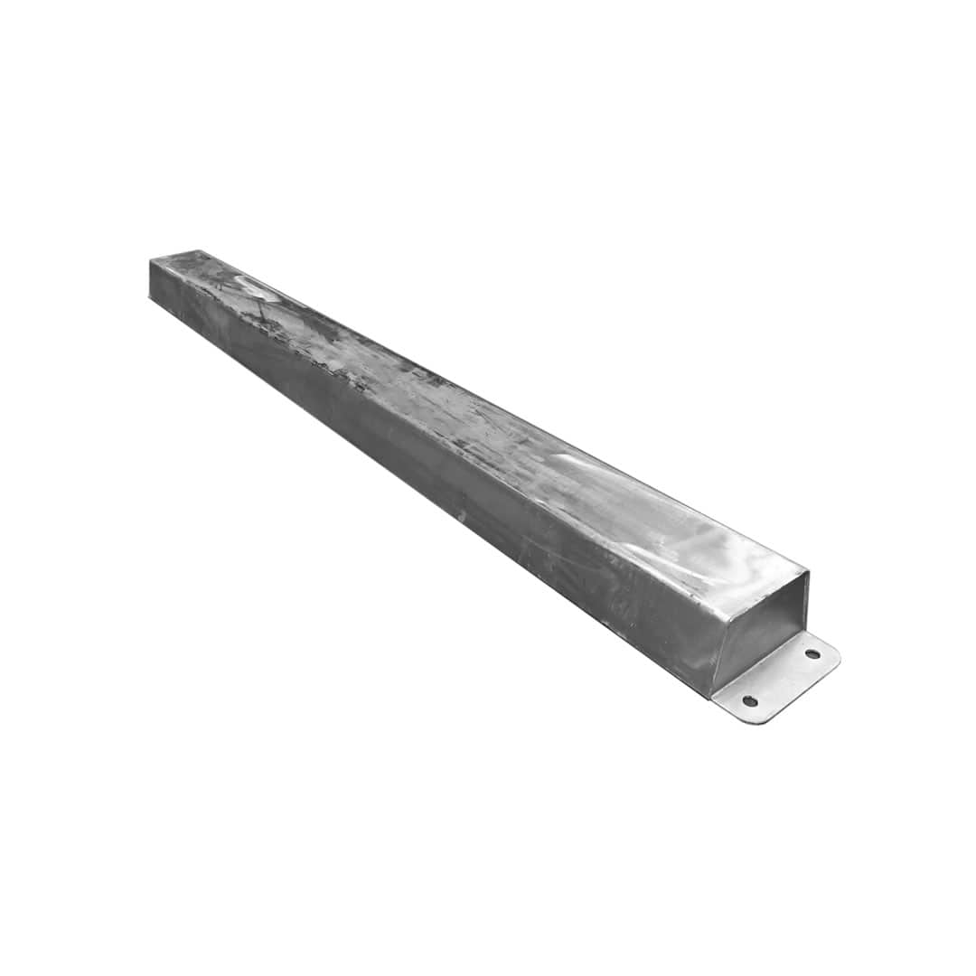 Galvanised Metal Wheel Stop