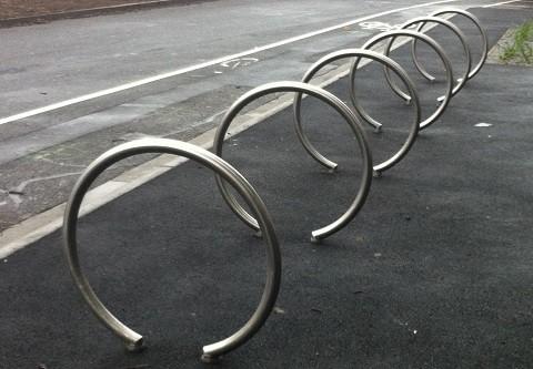 Circular Bike Ring | BIKERACK-CIRCSS