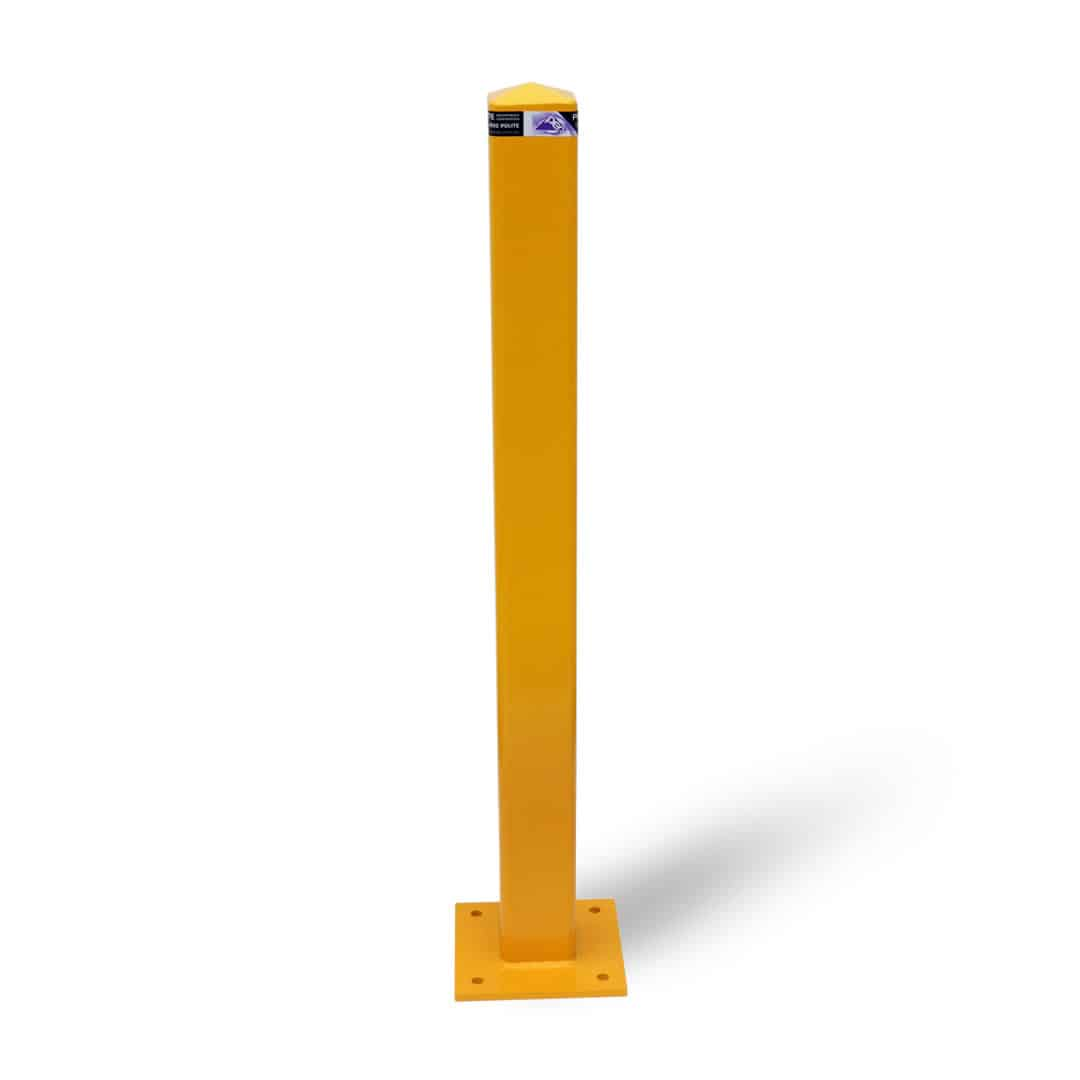 SSA-1 Standard Square Fixed Bollard